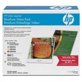 HP CB542A, 1400 stran (CB542A) žlutý