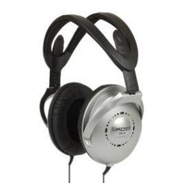 Koss UR 18 (doživotní záruka) černá/stříbrná