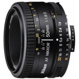 Nikon NIKKOR 50 mm f/1.8 AF D černý