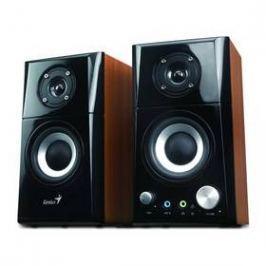 Genius SP-HF 500A 2.0 (31730905100) černé/imitace dřeva