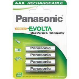 Panasonic Evolta AAA, HR03, 750mAh, Ni-MH, blistr 4ks