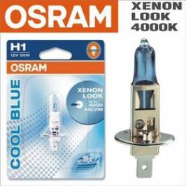 Osram 12V H1 55W P14.5s 1ks Cool Blue Xenon Effect 4200K