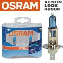 Autožárovky Osram 12V H1 55W P14.5s 2ks Cool Blue Xenon Effect 4200K