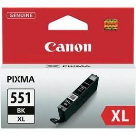 Canon CLI-551XL BK, 4425 stran - originální (6443B001) černá