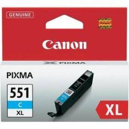 Canon CLI-551XL C, 660 stran - originální (6444B001) modrá