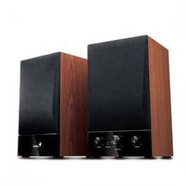 Genius SP-HF 1250B 2.0 (31731022100) černé/imitace dřeva