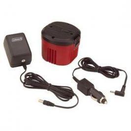 Akumulátorová baterie Campingaz CPX™ 6 (6V, zdroj energie pro všechny výrobky řady CPX™ 6), dobíjení 230V/12V, adaptéry jsou součástí balení