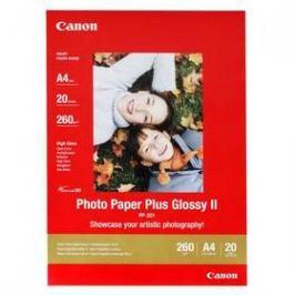 Canon PP201 A4, 260g, 20 listů (2311B019) bílý