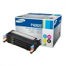 Samsung CLT-P4092C, 1K stran (CLT-P4092C/ELS) černý/červený/modrý/žlutý