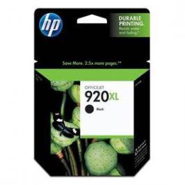HP No. 920XL, 1200 stran - originální (CD975A) černá
