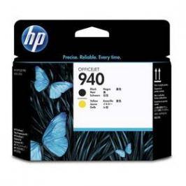 HP No. 940 - originální (C4900A) černá/žlutá