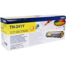 Brother TN241Y, 1400str. - originální (TN241Y) žlutý