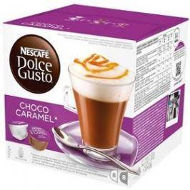 NESCAFÉ Dolce Gusto® Chococino caramel čokoládový nápoj 16 ks