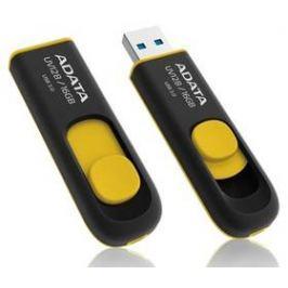 ADATA UV128 16GB (AUV128-16G-RBY) černý/žlutý