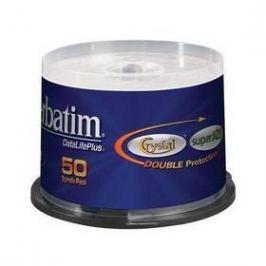 Verbatim Crystal CD-R 700MB/80min, 52x, 50-cake (43343)