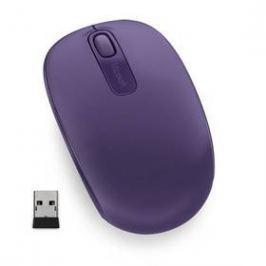Microsoft Wireless Mobile Mouse 1850 Purple (U7Z-00044) fialová