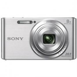 Sony Cyber-shot DSC-W830S stříbrný