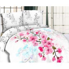 Povlečení Sakura 140x200 jednolůžko - standard bavlna