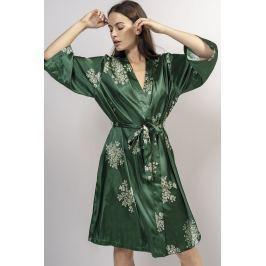 Luxusní župan ESSENZA Lauren Green  zelená