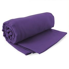 Sada rychleschnoucích ručníků Ekea fialová Set fialová