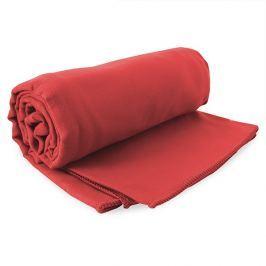 Rychleschnoucí ručník Ekea červený 60x120 cm červená