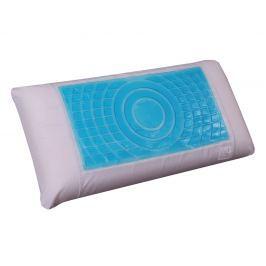 Polštář Aqua gel 60x40 cm paměťová pěna