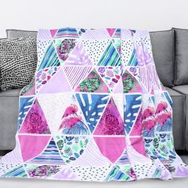 Deka Kaleidoscope 150x200 cm barevná