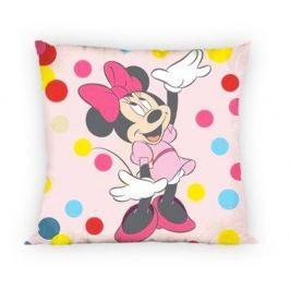 Povlak na polštářek Minnie Mouse 40x40 cm barevná