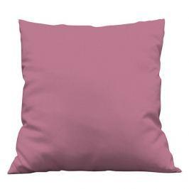Povlak na polštářek Uni lila 40x40 cm Bavlněný satén