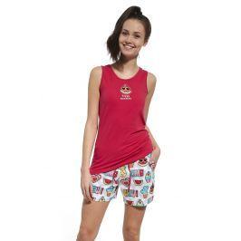 Dívčí pyžamo Happy  barevná