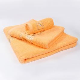 Ručník Grácie - pomerančový 30x50 cm Ručník malý