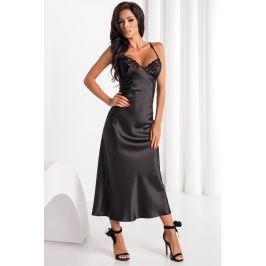 Elegantní košilka Yoko  černá