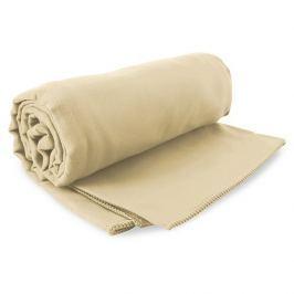 Sada rychleschnoucích ručníků Ekea béžová Set béžová