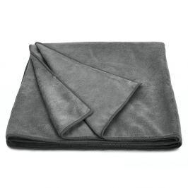 Ryschleschnoucí osuška Fast Dry šedá 70x140 cm Microfibra