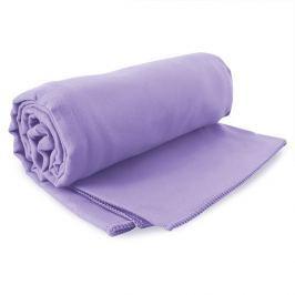 Sada rychleschnoucích ručníků Ekea lila Set fialová