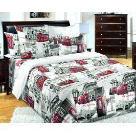 Povlečení Londýn 140x200 jednolůžko - standard bavlna
