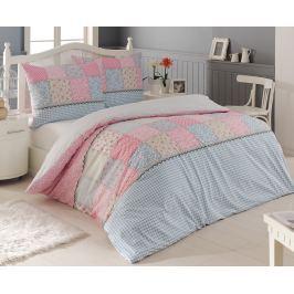 Povlečení Elegante růžové 140x200 jednolůžko - standard bavlna