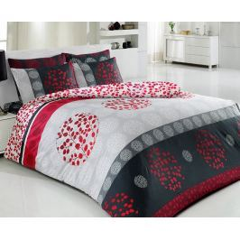 Povlečení Elmas 140x200 jednolůžko - standard bavlna