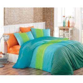 Povlečení Colorful 220x200 dvojlůžko - standard bavlna