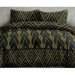 Flanelové povlečení Decoratif 140x200 jednolůžko - standard Flanel