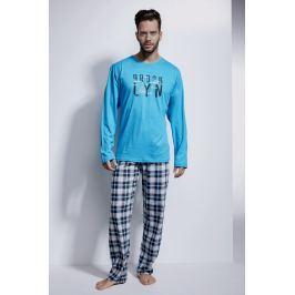 Pánské pyžamo CORNETTE Brooklyn  barevná