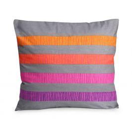 Povlak na polštářek Ella fialový 40x40 cm Bavlna