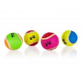 Sada míčků pro psa, 4 ks