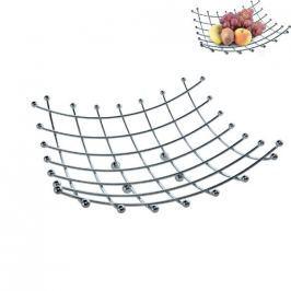 Orion Košík na ovoce chromovaný 28x28x9cm