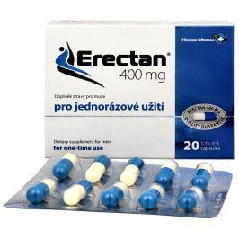 Herbo Medica Erectan 400 mg 20 tob.