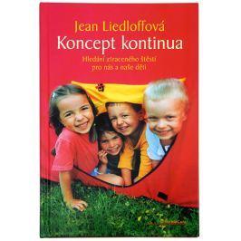Knihy Koncept kontinua (Jean Liedloffová)