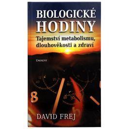 Knihy Biologické hodiny: tajemství metabolismu, dlouhověkosti (MUDr. David Frej)