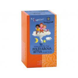 Sonnentor Bio Raráškův čaj - polštářová bitva porc. 20g dárkový (20sáčků)