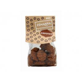 Biopekárna Zemanka Bio Kávové sušenky s kokosem 100 g