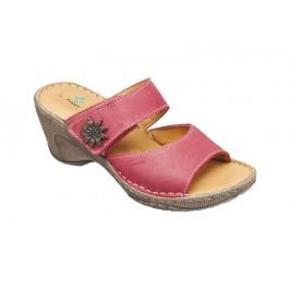 SANTÉ Zdravotní obuv dámská N/309/2/30 červená vel. 42